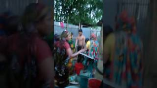 সালুয়াতলা বিয়ের গোসল