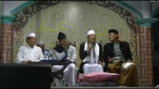 Ya Ayyuhal Mukhtar bersama Ust Muammar Za, Ust Nanang Qasim, Ust Mubarak, Ust Abu Daud Hasyim