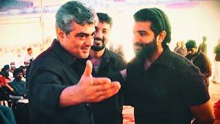 Ajith & Arun Vijay meet at Nadigar Sangam | Silent Jallikattu Protest