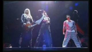 Michael Jackson's This Is It - They Don't Care About Us Scene