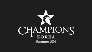 LCK Summer - Week 2 Day 4: SKT vs. CJ (OGN)