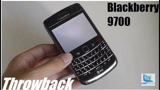 Throwback: Blackberry Bold 9700 - Classic Smartphone
