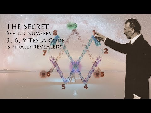 The Secret Behind Numbers 369 Tesla Code Is Finally REVEALED without music