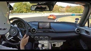(2019) Mazda MX-5 2.0 184, first test Nürburgring nordschleife (on board)