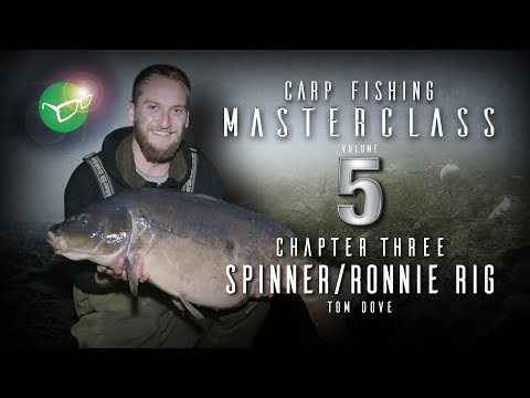 Korda Carp Fishing Masterclass 5: Ronnie RigSpinner Rig   Tom Dove   Free DVD 2018