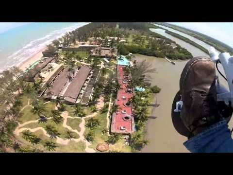 Vueltecita por Tuxpan Veracruz Trike Ultralight 20 04 12