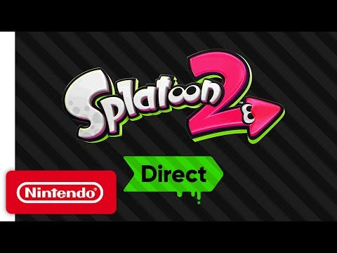 Splatoon 2 Direct Everything You Need to Know