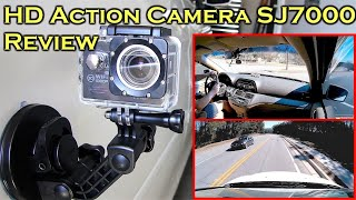 HD Action Camera SJ7000 WiFi Waterproof FULL REVIEW