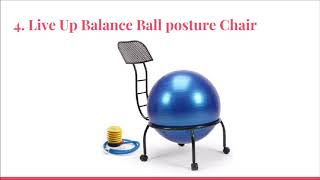 Top 10 Best Office Ball Chairs in 2019 Reviews