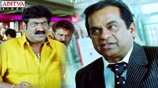 Brahmanandam Entry Comedy with Raghu Babu In Sabse Bada Don Hindi  Movie