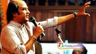 Rajinikanth's Request to Dhanush!
