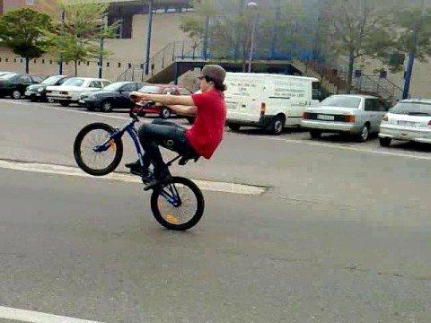 Caballito BMX