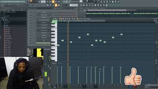 Dj Maphorisa - IWalk ye Phara in FL Studio