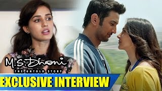 M S Dhoni - The Untold Story Movie 2016 | Disha Patani | Exclusive Interview