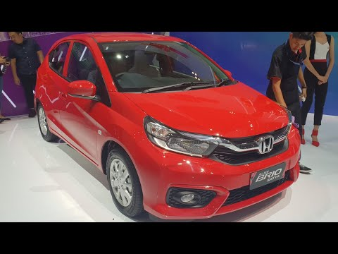 Xxx Mp4 In Depth Tour Honda All New Brio Satya E CVT GIIAS2018 Indonesia 3gp Sex