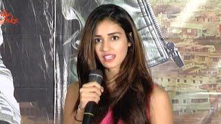 Disha Patani Speech @ Success Meet of the Loafer Movie - Puri Jagganadh, Varun Tej