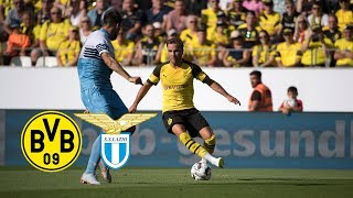Reus scores & Witsel debuts | BVB vs. Lazio 1-0 | Full Highlights