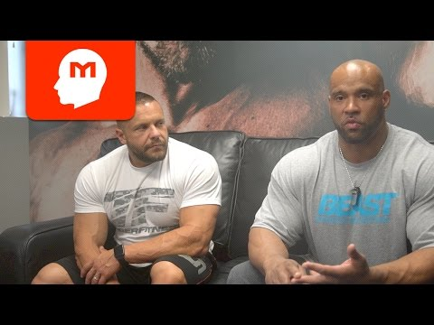 Contest Prep Dieting Strategy with IFBB Pro Juan Morel