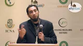 Challenging the Existence of God by Nouman Ali Khan