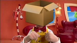 the mine song but everything is a box