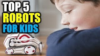 Top 5 Robot For Kids | 5 Best Robot For Kids | Best Robots toys for kids