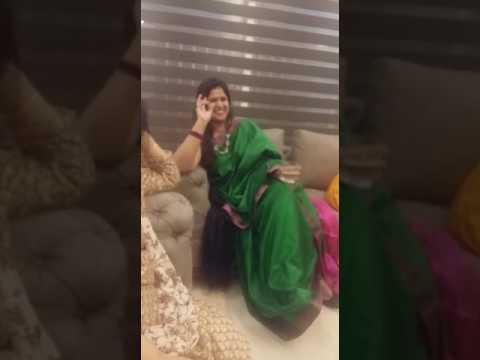 indian anty fun in club video 2017