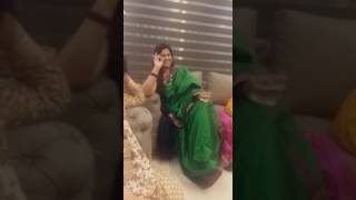 indian anty fun in club video 2017