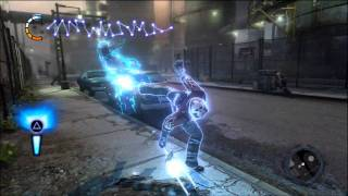 Infamous 2 All DLC