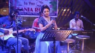 Singer Sania Roma Live on her Birthday Celebration@Swadesh.tv