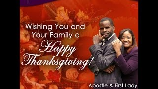 Happy Thanksgiving From New Faith