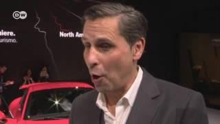 معرض نيويورك للسيارات   عالم السرعة
