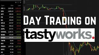 Tastyworks Platform Tutorial in 2019 | Can You Day Trade On This Platform???