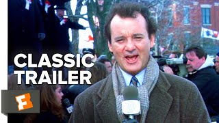 Groundhog Day (1993) Trailer #1 | Movieclips Classic Trailers