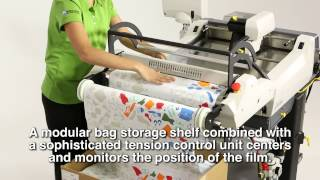Autobag 850s Mail Order Fulfillment Bagger