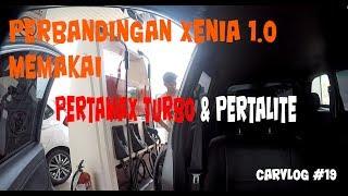 APA REAKSI PERTAMAX TURBO DI XENIA 1.0 ?   CARVLOG #19