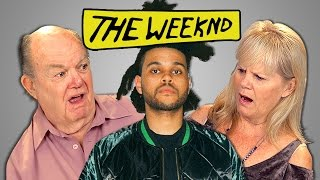 ELDERS REACT TO THE WEEKND