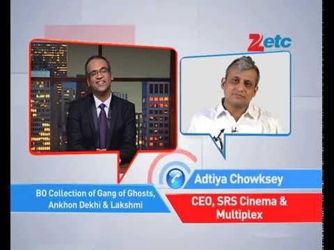 Box Office Collection Ragini MMS 2, Gang of Ghosts, Ankhon Dekhi & Lakshmi - ETC Bollywood Business