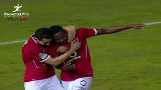 أهداف مباراة الأهلي vs الإنتاج الحربي | 2 - 1 الجولة الـ 26 الدوري المصري