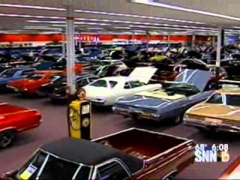 WalMart Muscle Car Garage