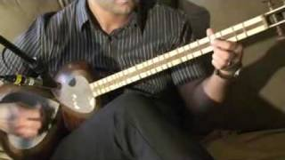 Ali Nouri Chahargah improvisation with Yahya Tar Part 2 of 3