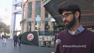 I am a Muslim so that makes me...? (Social Experiment) - Auckland, NZ - #MeetAMuslimNZ