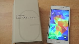 Samsung Galaxy Grand Prime Unboxing & First Look HD