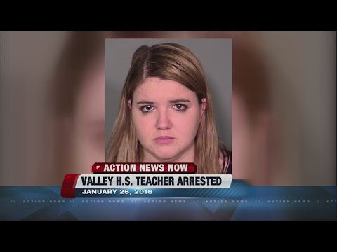Xxx Mp4 Arrest Report 13 000 Text Messages Sent Between Valley High Teacher Student 3gp Sex