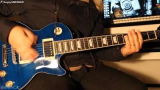 LiSA - Empty MERMAiD Guitar Cover !