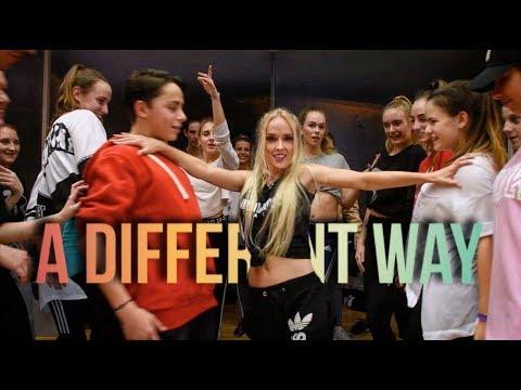 #ADifferentWay - DJ Snake feat. Lauv | DanceOn choreography by NIKA KLJUN feat. BOLERO DANCE CENTER