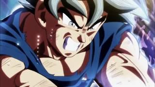 「AMV 」Dragon Ball Super - Goku Vs Jiren ᴴᴰ I'm Invincible Now