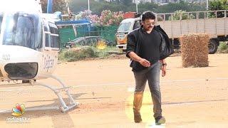 Megastar Chiranjeevi Entry Trailer || Bruce Lee Movie || Ram Charan, Rakul Preet