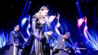 Madonna I'm Addicted (NEW) MDNA Tour EUROPE Bluray