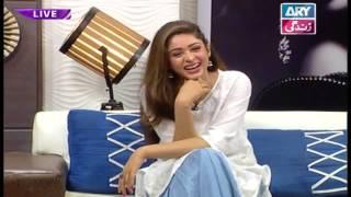 Breaking Weekend With  Aadila Khan - 23rd July 2017 | Top Pakistani Dramas