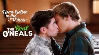 Dear Sweet Gay Kenny in The Real O'Neals (Gay Kiss Scenes 1080p HD)